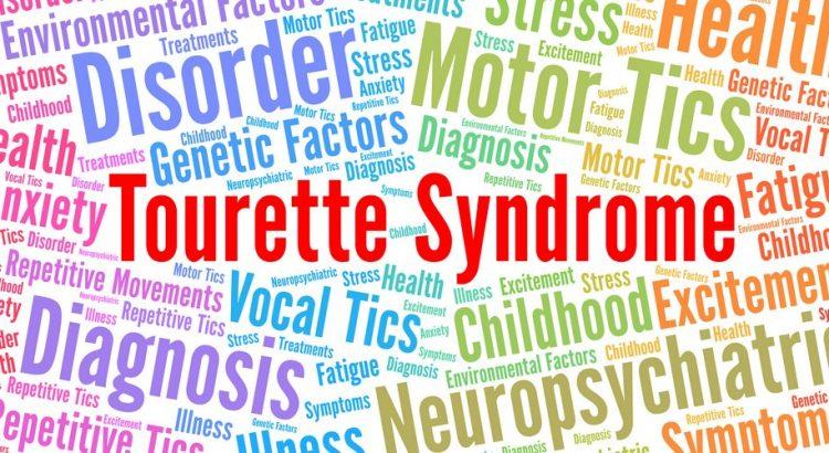 En masse ord der er forbundet til Tourettes syndrom